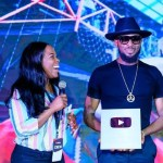 Youtube Honours D'Banj For Hitting 100,000 Subscribers