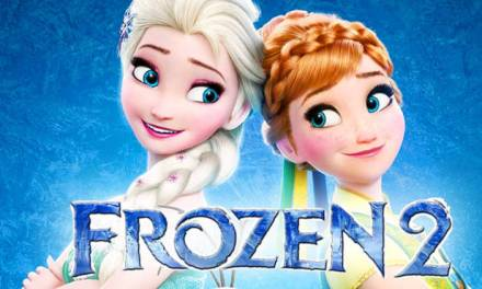 Watch Official Trailer for Disney's Frozen 2