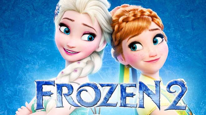 Watch Official Trailer for Disney's Frozen 2