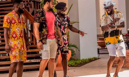 """Check Out BTS Photos From AY Makun's """"Merry Men 2"""""""