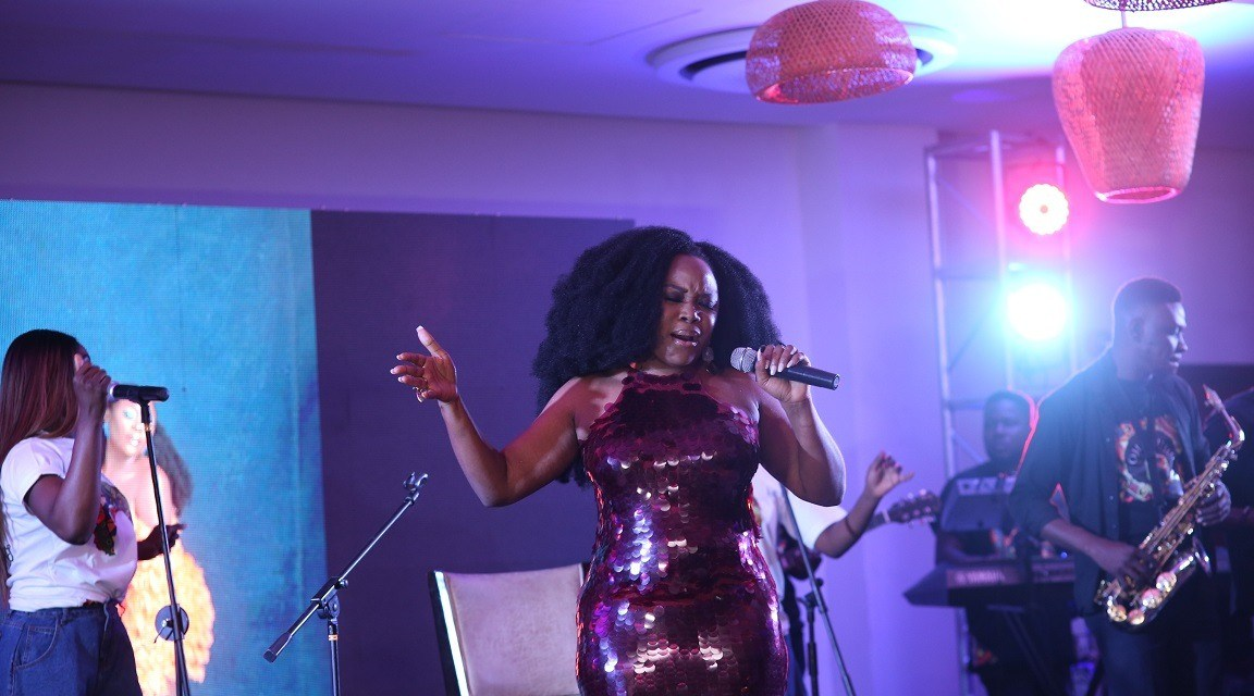 """Photos: Omawumi Hosted an Exclusive Listening Party for """"In Her Feelings"""" EP"""