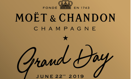 #MoetGrandDay: Celebrating Moët Impérial's 150th Anniversary in Gold & Glam