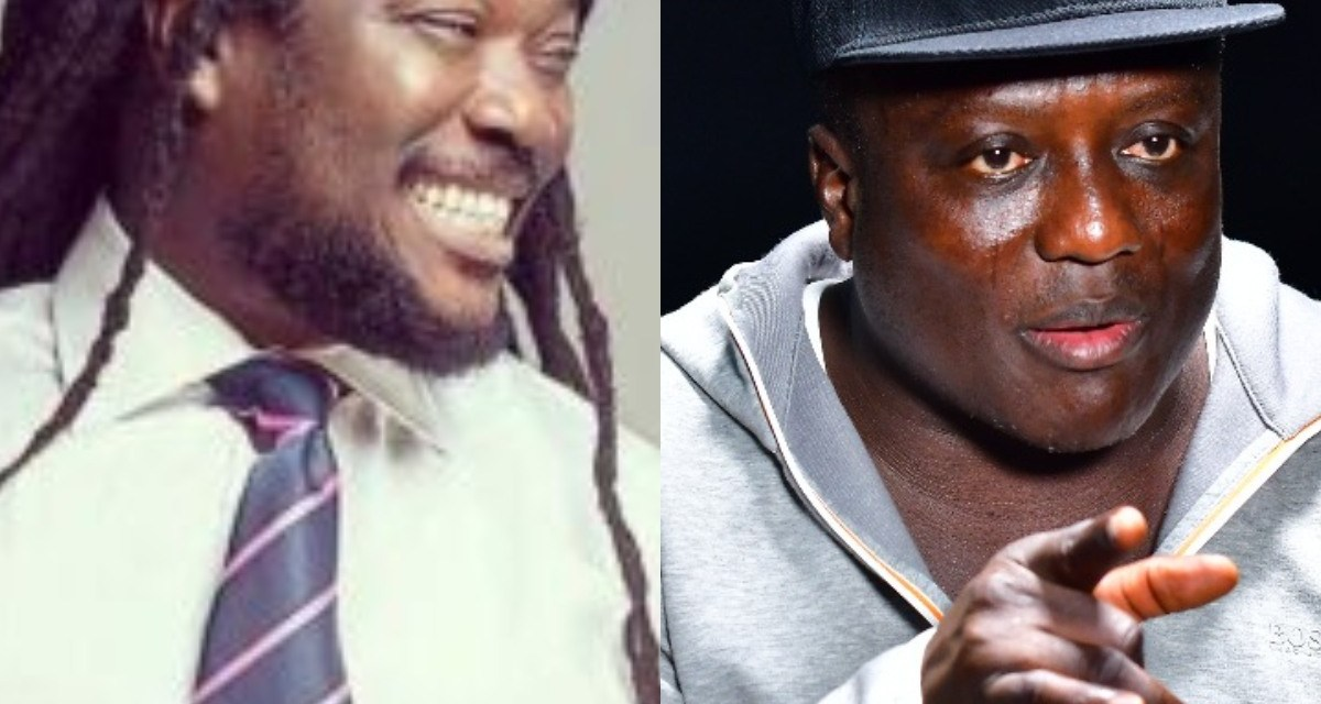 Daddy Showkey and Saheed Osupa Sing Most Unlikely Duet of all Time