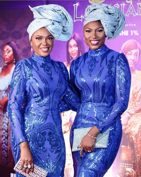 """Check Out What Some of Our Faves Wore to """"Bling Lagosians"""" Movie Premiere"""