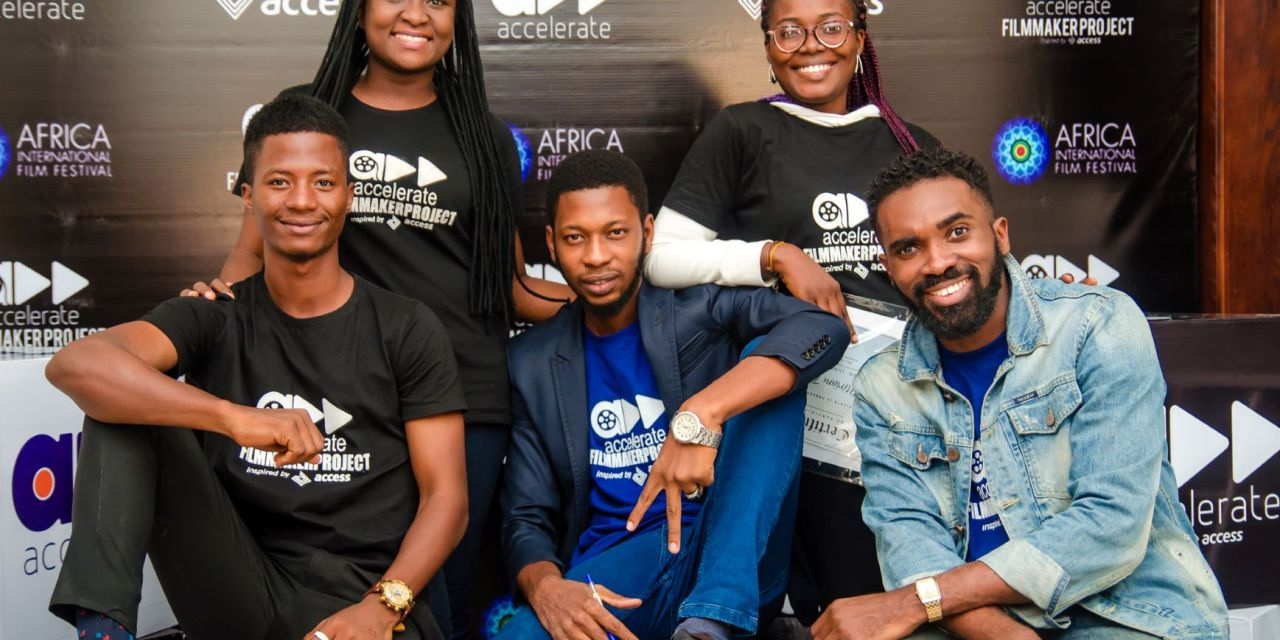 See Winners of 2019 Accelerate Filmmaker Project