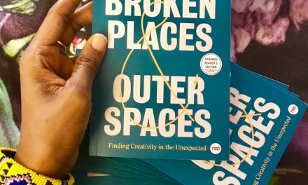 Nnedi Okorafor's First Nonfiction Book 'Broken Places & Outer Spaces: Finding Creativity in the Unexpected'is Out!