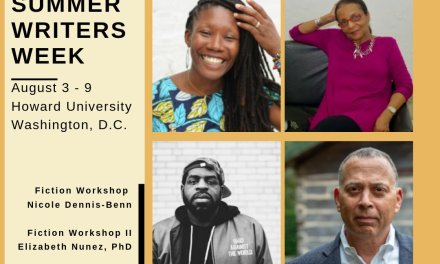 The 2019 Hurston/Wright Summer Workshop Reading