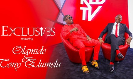 """Watch Olamide and Tony Elumelu Chat about """"Oil & Gas"""""""