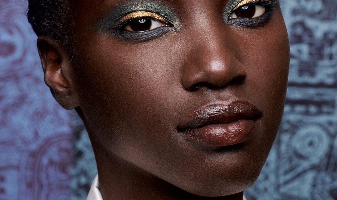 Nigerian Designer Duro Olowu & Estée Lauder Launch New Make-Up Collection