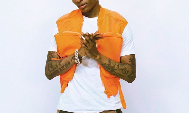 Wizkid Might Be Starting A New Career As He Joins Storm Model Management