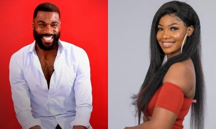 #BBNaija Update: Mike Says He Was Happy When Tacha Left The House