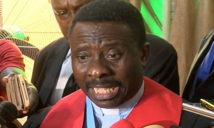 Biodun Fatoyinbo Rape Scandal: CAN Disclaims Visit To COZA
