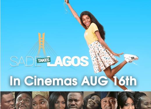"Watch Trailer For Upcoming Movie ""Sade Takes Lagos"""