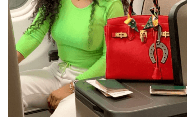 Toke Makinwa's Stylist Shares Secret To Putting Together The Perfect Vacation Outfits