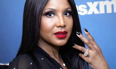 Toni Braxton Might Be More In Love With Nigeria Than You Think