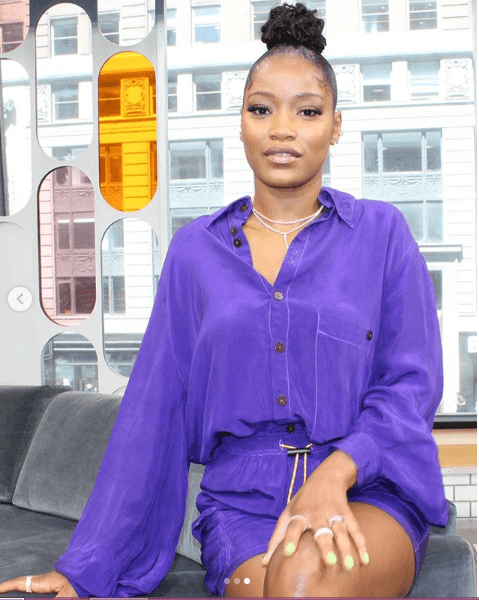 """Keke Palmer Opens Up About """"Surviving R.Kelly"""" In New Interviews"""