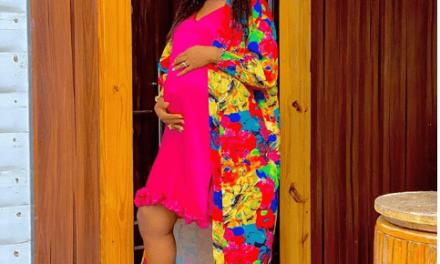 Powede Awujo's Baby Bump Fashion is