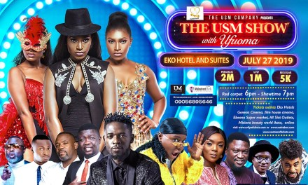 "You're Not Ready For ""The USM Show With Ufuoma"" This July"