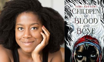 """Kay Oyegun To Write Screen Adaptation For """"Children Of Blood And Bones"""""""