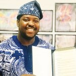 Nigerian Artist, Kunle Adewale Gets His Own Special Day In The U.S