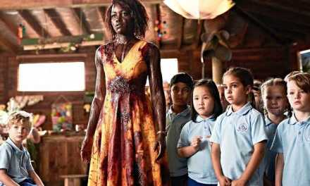 """Lupita Nyong'o Is A Zombie-Slaying Teacher In New Comedy Horror Film, """"Little Monsters"""""""