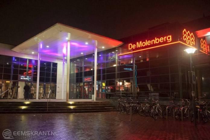 Renovatie van Theater De Molenberg valt duurder uit; onderzoek naar haalbaarheid nieuwbouw loopt
