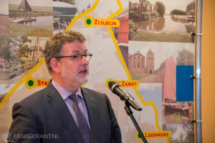 Uitnodiging afscheidsreceptie burgemeester Rodenboog