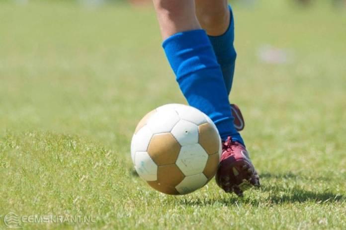 NEC Delfzijl start met welpenvoetbal
