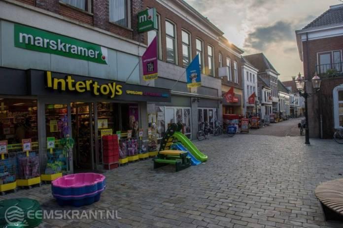 Te groot aanbod aan winkels in provincie Groningen