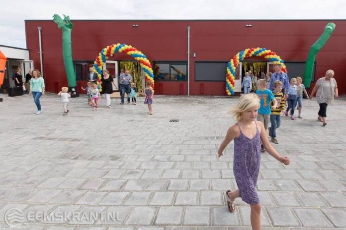 Versterking drie scholen in de gemeente Loppersum aanstaande