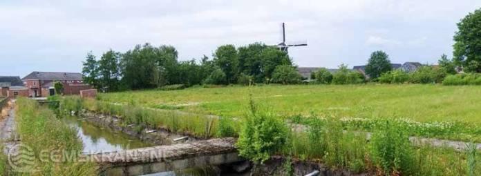 Plannen voor Nienhuistuin in Loppersum