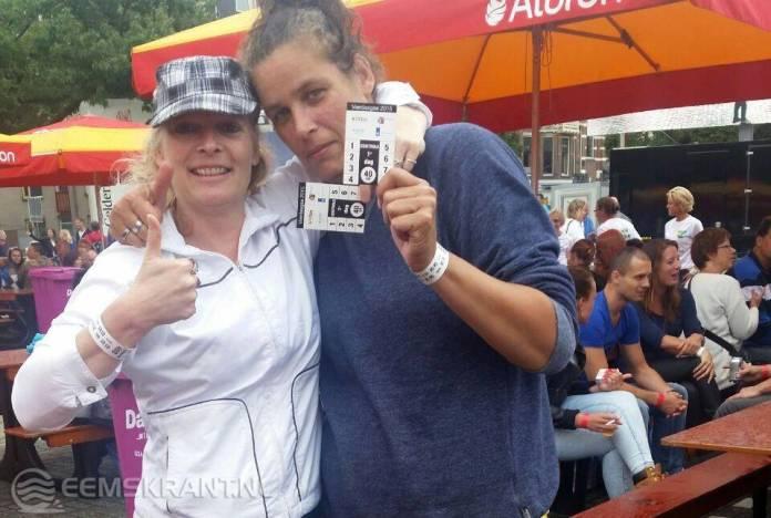 Diana Reinders uit Farmsum loopt Nijmeegse vierdaagse voor 10e keer