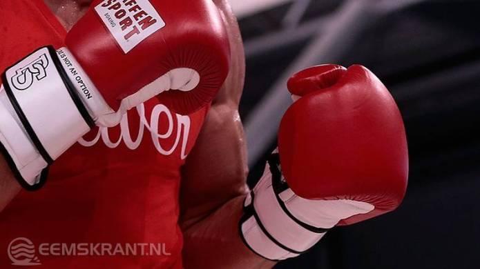 Druk weekend voor boksvereniging Appingedam