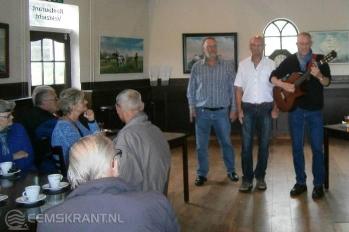 Stowaway zingt expositie van Siert Bos open