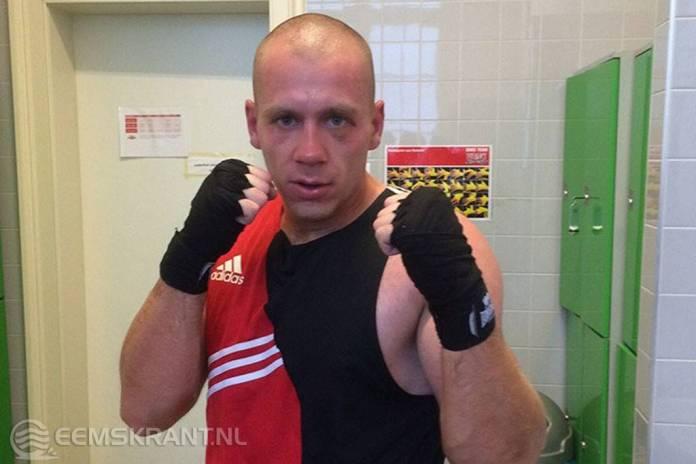 Bokser Donny Westerdiep in Nederlandse selectie