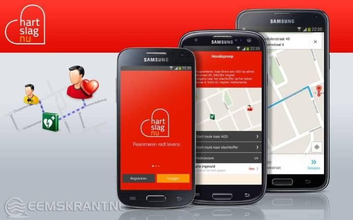 HartslagNu introduceert speciale app voor burgerhulpverlening
