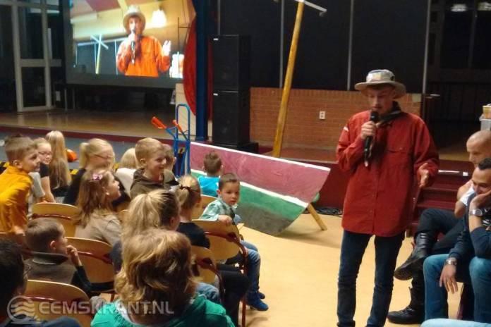 Scouting Fivelgroep uit Delfzijl heeft 105-jarig bestaan gevierd