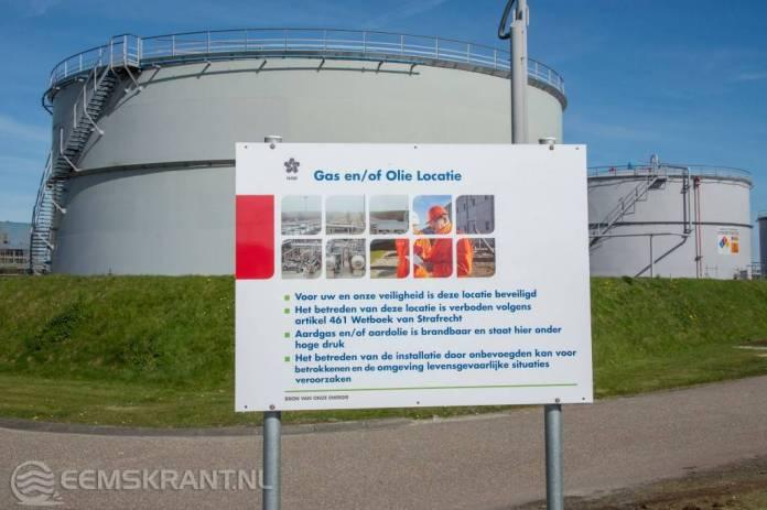 Partij voor de Dieren wil onderzoek naar veiligheid rond tankenpark Farmsum