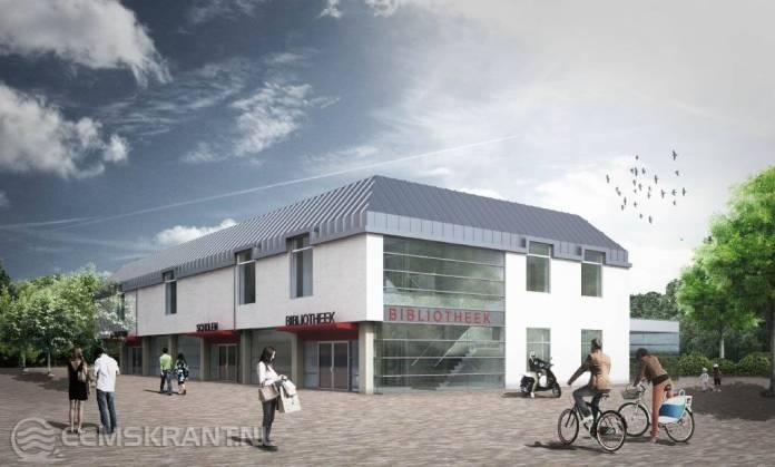 Bibliotheek Appingedam verhuist naar het oude postkantoor in de binnenstad