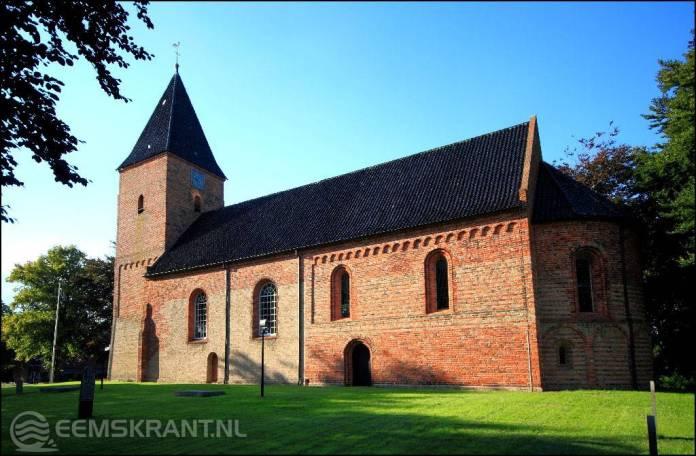 Nieuwe verlichting rondom de Nederlandse Hervormde Kerk in ...