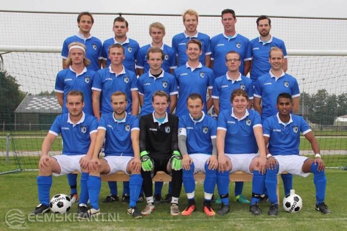 Voetbalvereniging 't Zandt speelt allerlaatste wedstrijd