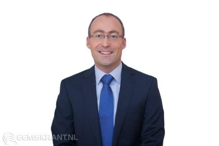 Anno Wietze Hiemstra (CDA) wordt waarnemend burgemeester van Appingedam