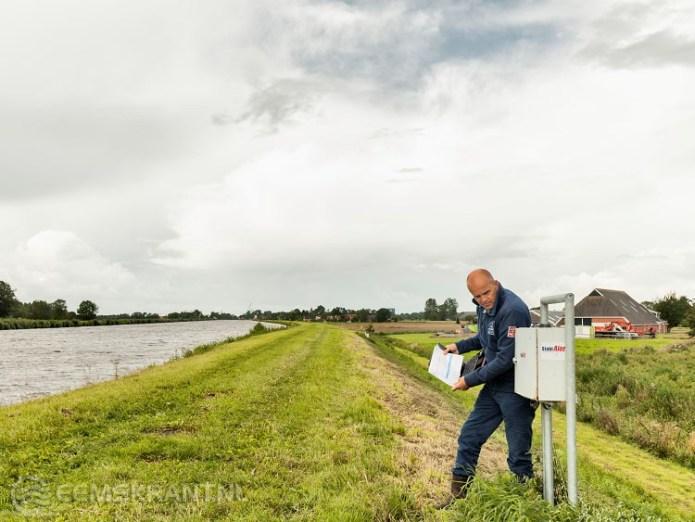 Nationaal Coördinator Groningen wil proef starten met tiltsensoren