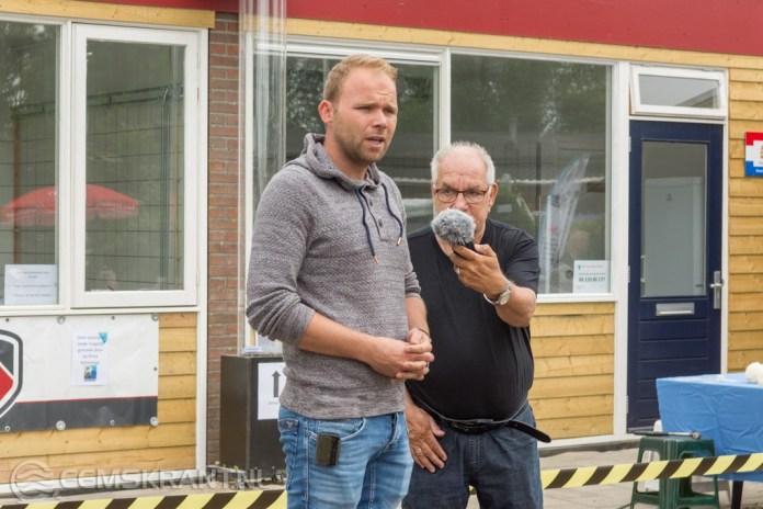 Jeroen Boer stopt als voorzitter van de in 2014 opgerichte Zeehondenopvang Eemsdelta