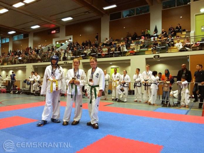 Weer goede prestaties Taekwon-do Academie Jan Ekema tijdens Battle of Utrecht