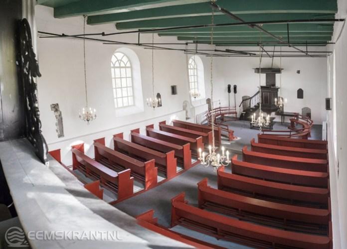 Overdracht kerk Meedhuizen naar Stichting Oude Groninger Kerken