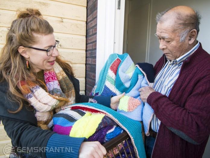 Warme dekens voor Groningers in aardbevingsgebied