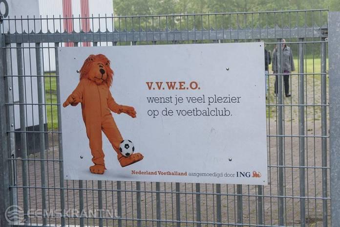 Bijdrage van gemeente Delfzijl voor vernieuwen kleedaccommodatie vv Weo Woldendorp