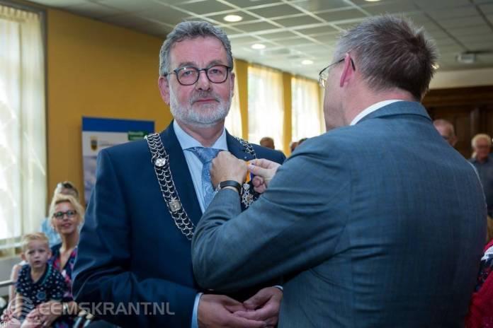 Bijzonder afscheid aardbevingsburgemeester Albert Rodenboog