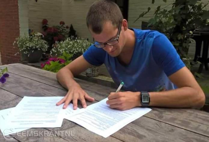 V.V. Farmsum verlengt contract met hoofdtrainer Venhuizen